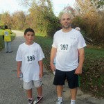 Second Place Wail Higazi with Son Yusuf